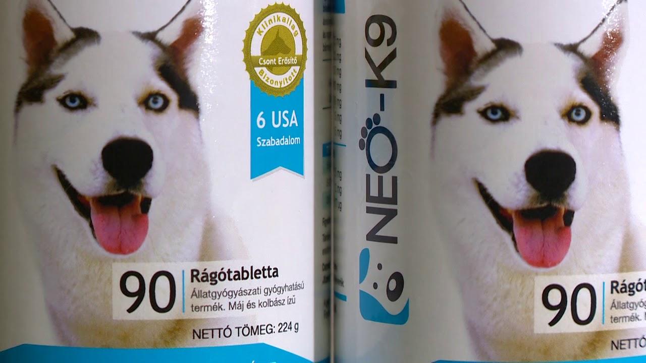 NEO-K9 - Új generációs CSONT ÉS ÍZÜLETI Táplálék kiegészítő kutyáknak