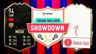 THE MOROCCAN MESSI! SQUAD BUILDER SHOWDOWN!! - FIFA 20 ULTIMATE TEAM