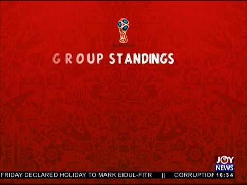 2026 World Cup - The Pulse Sports on JoyNews (13-6-18)