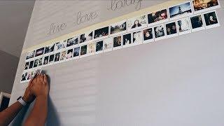 Polaroid Wall | 5.14.18