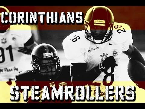 Corinthians Steamrollers, o futebol americano corinthiano!
