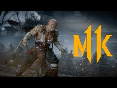 Mortal Kombat 11 – Official Fatalities Trailer thumbnail