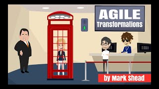Agile Transformation - Is that how you become Agile?