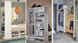 15 IKEA Storage Ideas For Small Bedrooms