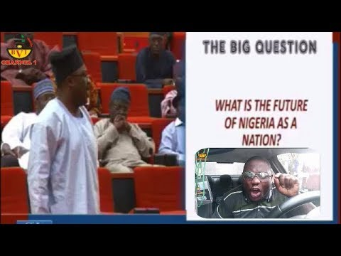 Root Of Nigeria Woes & Why I Hate The Name Nigeria