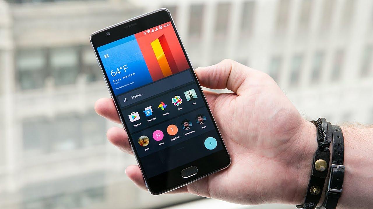OnePlus 3 review thumbnail