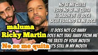 maluma ft ricky Martin -