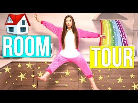 ROOM TOUR / Рум Тур по моей новой квартире / Что у Афинки в холодильнике? 🐞 Afinka
