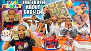 HAPPY 9TH BIRTHDAY KAYCEE 🎉 & EXPOSING THE TRUTH ABOUT CARMEN 💔