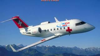 Best and Reasonable-Price Air Ambulance Service from Bhubaneswar to Delhi