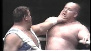 Bull Power (Big Van Vader) vs. Otto Wanz [CWA 1989-12-22]