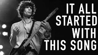 The Song that Taught Keith Richards Guitar (and how to play it)