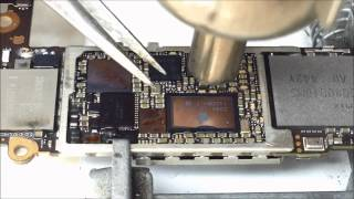 IPHONE 6 Dead Fix By Changing PM IC