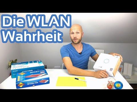 Die Wahrheit über WLAN & WiFi | iDomiX