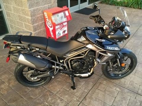 2015 Triumph Tiger 800 XRx * The Good, The Bad, & The Ugly