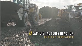 Cat Digital Tools for Landscaping, Snow Removal & Topsoil | Beverly Companies