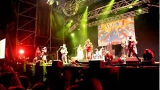 preview picture of video 'La Pegatina: Arenal Sound Festival, Burriana 07.08.2011'
