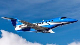 Pilatus PC-24 - the first Pilatus business jet