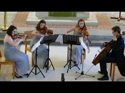 Piazzolla Oblivion   String Quartet Sheet Music - смотреть