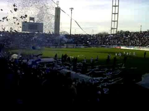 """""""La gente de Alvarado en el Argentino B (25.000 personas)"""" Barra: La Brava • Club: Alvarado"""