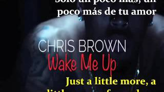 Chris Brown - Wake Me Up (Before You Go) Subtitulado Español