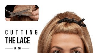 HOW-TO: cut the lace on a SmartLace wig