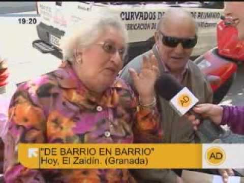 Visitamos el barrio del Zaidín, Granada, en