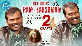 Fight Masters Ram Lakshman Exclusive Interview