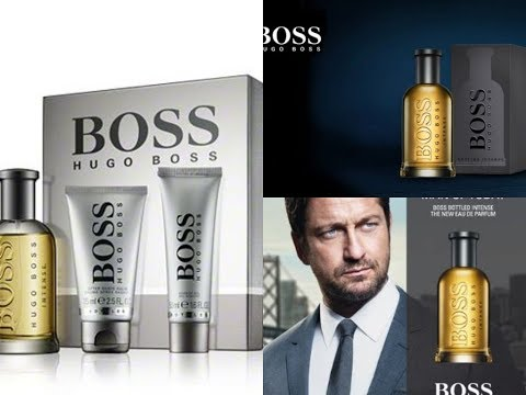 Hugo Boss Bottled Intense EDP Review (2016)