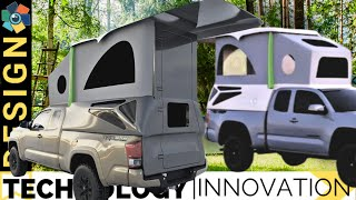 10 AWESOME TRUCK BED CAMPERS FOR YOUR OUTDOOR ADVENTURES