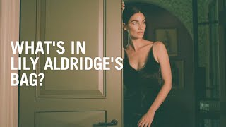Lily Aldridges Favorite Beauty Products For Fall