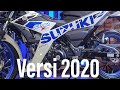 HOT Suzuki Satria F150 versi 2020 NEX II Cross inikah Versi Facelift