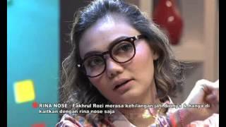 Pernikahan Sudah Di Depan Mata, Hubungan Rina Nose & Fakhrul Razi Renggang?