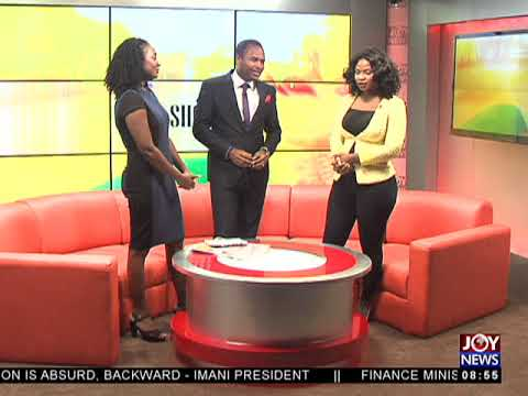 'No Beer In Heaven' - AM Showbiz on JoyNews (5-4-18)