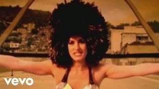 Fernanda Abreu - Brasil é o País do Suingue (Videoclipe)