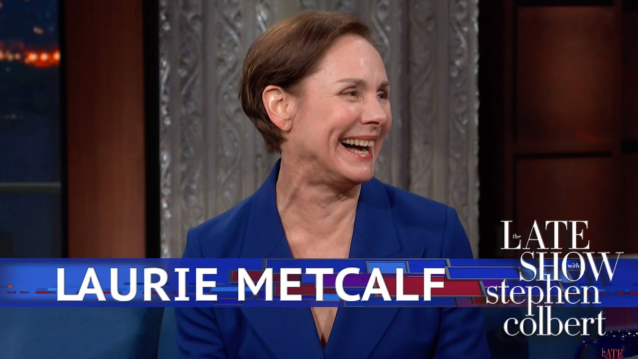 Laurie Metcalf: What It's Like To Play Clinton thumbnail