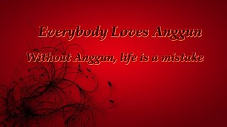 Everybody Loves Anggun