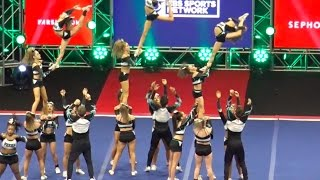 Cheer Extreme Prodigy wins 2nd at NCA!!  ~ Small Sr Coed 4