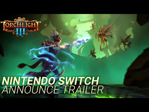 Torchlight III Is Coming To Nintendo Switch This Fall