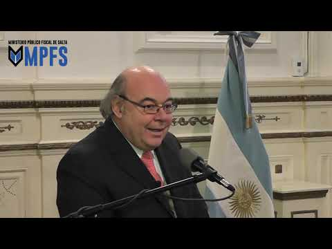 Video: Primer Encuentro Provincial de Fiscales, Auxiliares Fiscales y Secretarios