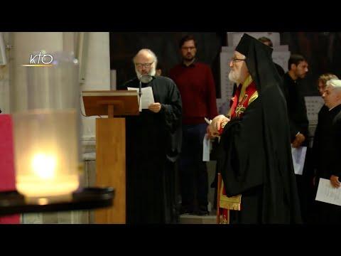 Assemblée historique pour les Orthodoxes à Paris