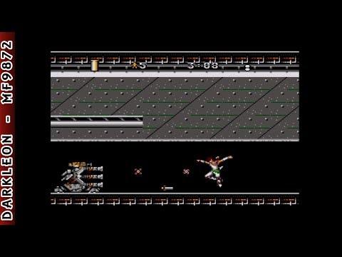 Sega Master System - Strider II (1990)