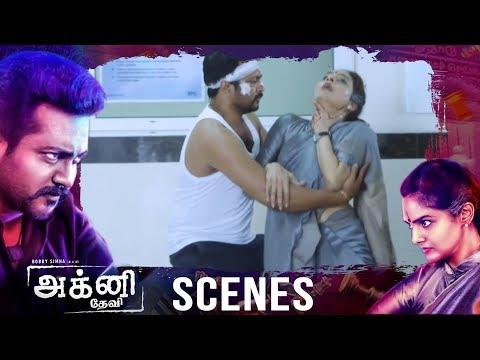 Finally Madhu Bala meets his son Agni Dev | Agni Devi (அக்னி தேவி) Scenes | MSK Movies