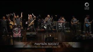 Conversando con Cristina Pacheco - Panteón Rococó