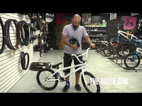 2013 Framed Verdict BMX Bike Review – The-House.com