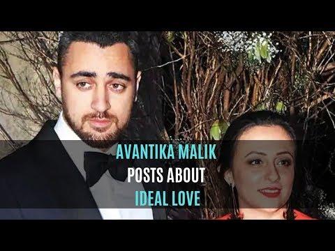 Imran Khan's Estranged Wife Avantika Malik Posts About Ideal Love | SpotboyE