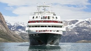 Expedition Island & Grönland mit Silversea