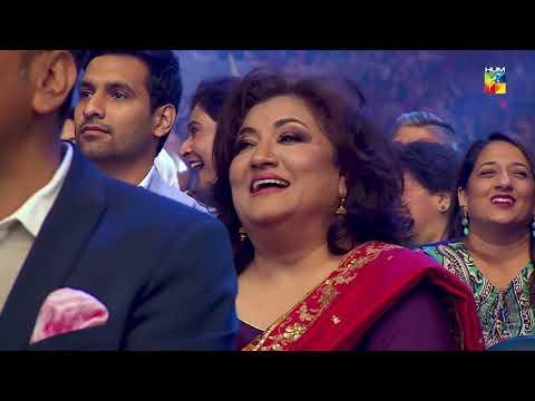 Best Moments   Ali Rehman & Ayesha Omar   Kashmir 7th HUM Awards   HUM TV