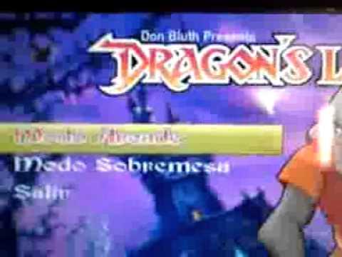 dragon's lair psp cso