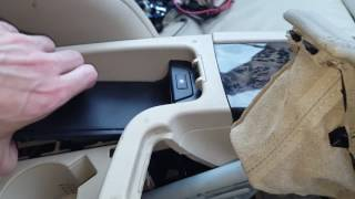 Bmw E92 Phone Dock Removal